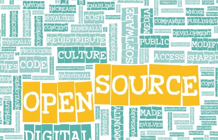 Mã nguồn mở trong thiết kế website