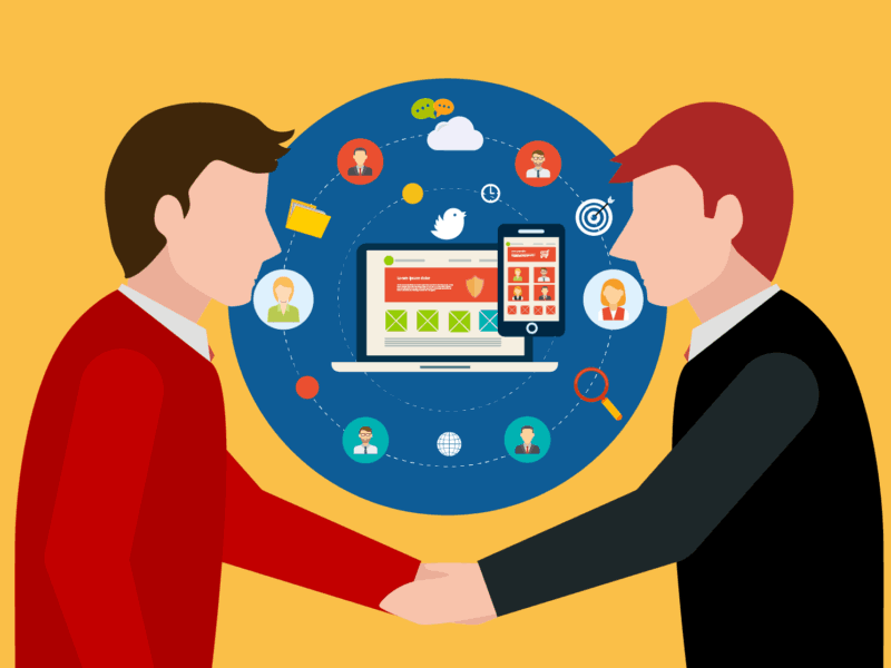 Mang đến liên kết bền vững giữa khách hàng và doanh nghiệp
