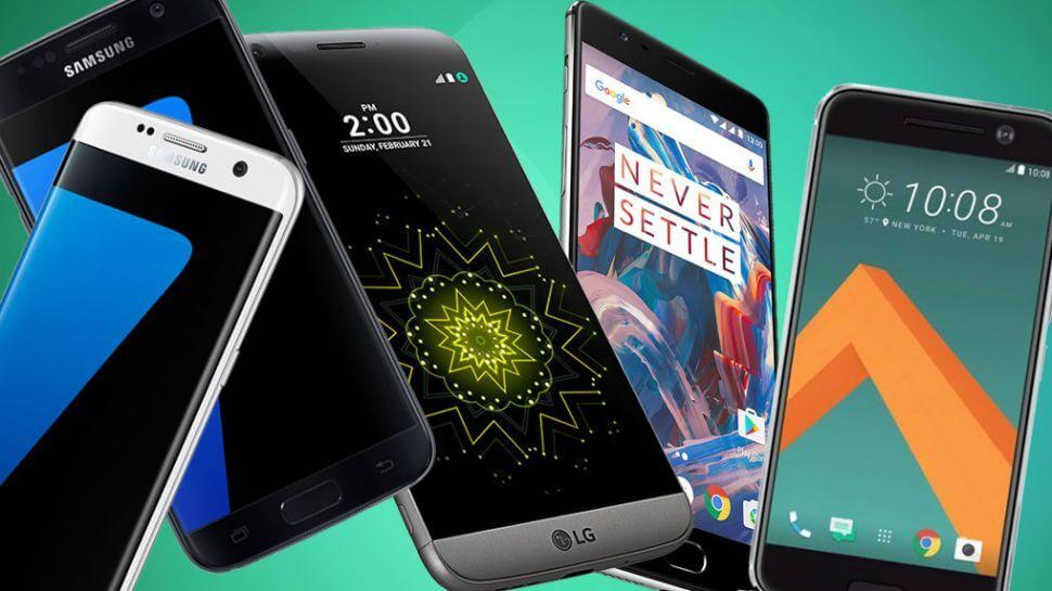 Sự phổ biến của các dòng smartphone hiện nay
