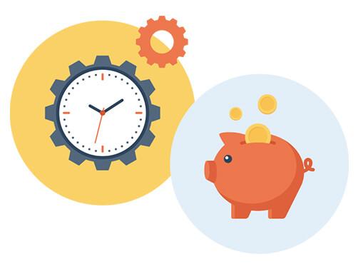 Tiết kiệm thời gian và chi phí