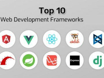 Top 10 framework tốt nhất